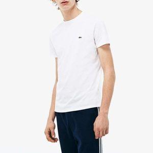 Lacoste Koszulka Biały obraz