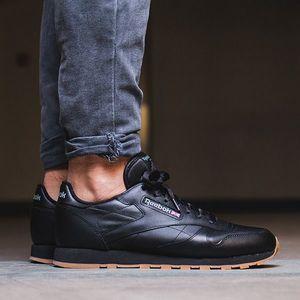 Buty męskie sneakersy Reebok Classic Leather 49800 obraz