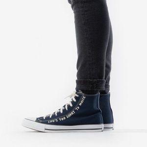 Buty sneakersy Converse Renew Canvas Chuck 70 166372C obraz