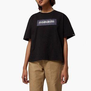 Koszulka damska Napapijri Sox Check N0YKFG 041 obraz
