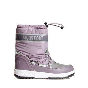 Buty dziecięce Moon Boot Jr Girl Soft WP 34051700 004 obraz