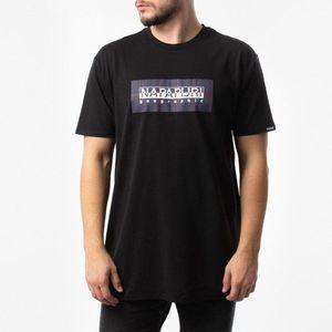 Koszulka męska Napapijri Sox Check N0YKFB 041 obraz