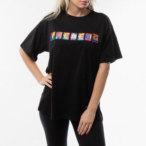 Koszulka damska Iceberg x Peter Blake T-shirt 20EI2P0F0516301-9000 obraz