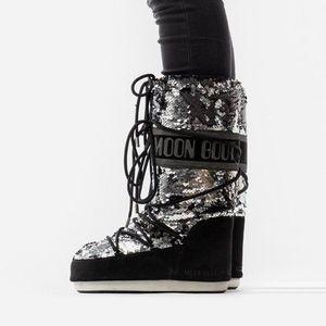 Buty damskie Moon Boot Classic Disco 14025200 001 obraz