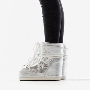 Buty damskie Moon Boot 50 Anniversary Classic low 50° Crocodile 14089600 001 obraz