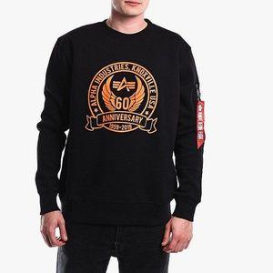 Bluza męska Alpha Industries Anniversary Sweater 198307 03 obraz