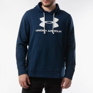 Bluza męska Under Armour Sportstyle Terry Logo 1348520 408 obraz