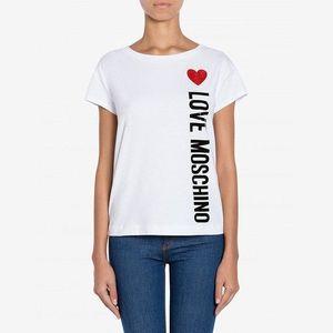 Koszulka damska Love Moschino W4F30 1Q E1698 A00 obraz