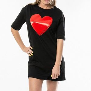 Love Moschino Sukienka Czarny obraz