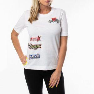 Koszulka damska Love Moschino W4 F15 8M M3876 A00 obraz