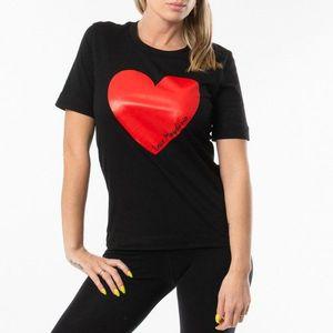 Koszulka damska Love Moschino Maglietta W4F15 2B M3876 C74 obraz