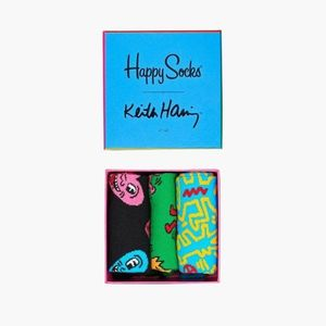 Happy Socks - Skarpety Stripe obraz