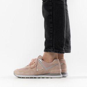 Buty damskie sneakersy New Balance WL574EQ obraz