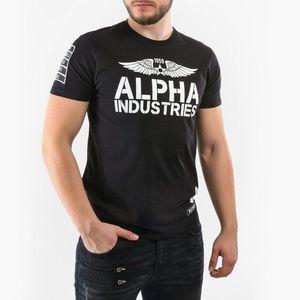 Koszulka męska Alpha Industries Rebel 196518 03 obraz