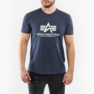 Koszulka męska Alpha Industries Basic 100501 02 obraz