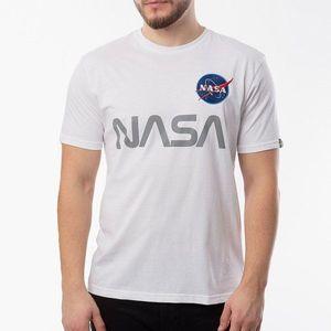 Koszulka męska Alpha Industries Reflective T 178501 09 obraz