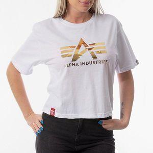 Koszulka damska Alpha Industries Big A T Wmn 126054 09 obraz