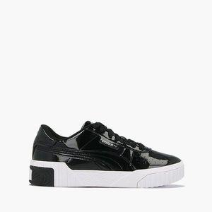 Buty damskie sneakersy Puma Cali Patent Jr 372528 02 obraz