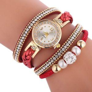 Zegarek Ladies - Czerwony obraz
