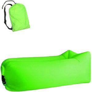 Samopompujący worek - Zielony KP5771 obraz