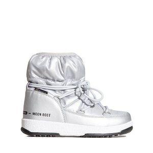 Buty dziecięce Moon Boot Low Nylon WP 34051800 002 obraz