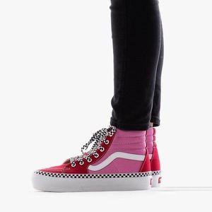 Buty damskie sneakersy Vans Sk8-Hi Platform 2 VA3TKNWVX obraz