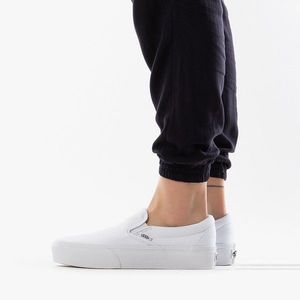 Buty damskie sneakersy Vans Classic Slip-On Platform VA3JEZW00 obraz