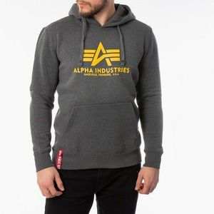 Bluza męska Alpha Industries Basic Hoodie 178312 315 obraz