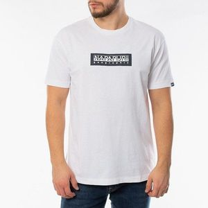 Koszulka męska Napapijri Sox NA4EG9 002 obraz