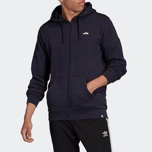 Bluza męska adidas Originals Embroidered Zip Hoodie Superstar FM3397 obraz