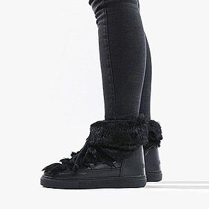 Buty damskie Inuikii Sneaker Rabbit 70202-9 Black obraz