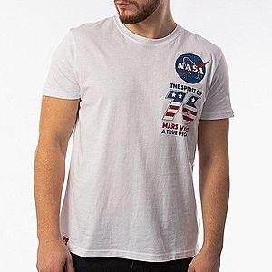 Koszulka męska Alpha Industries Viking Basic T 126553 09 obraz
