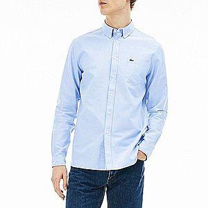 Lacoste Koszula Niebieski obraz