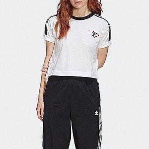 Koszulka damska adidas Originals SS T-shirt ''Valentines Day'' GK7171 obraz