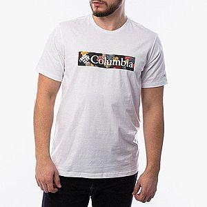 Koszulka męska Columbia Rapid Radge™ Graphic Tee 1888813 100 obraz