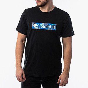 Koszulka męska Columbia Rapid Radge™ Graphic Tee 1888813 010 obraz