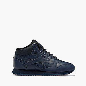 Buty męskie sneakersy Reebok Classic Leather Mid Ripple MU FU9130 obraz