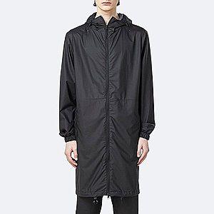 Płaszcz Rains Ultralight Parka 1819 BLACK obraz