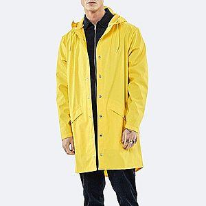 Płaszcz Rains Long Jacket 1202 YELLOW obraz