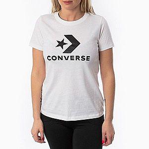 Converse Star Chevron Koszulka Biały obraz