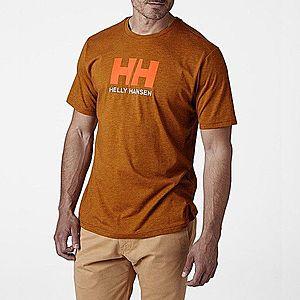 Koszulka męska Helly Hansen Logo T-shirt 33979 283 obraz