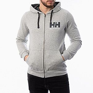 Bluza męska Helly Hansen Logo Full Zip Hoodie 34163 949 obraz