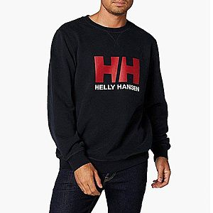 Bluza męska Helly Hansen Logo Crew Sweatshirt 34000 597 obraz