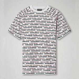 Koszulka męska Napapijri Sire T-shirt NA4E6X FS8 obraz