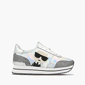 Buty damskie sneakersy Karl Lagerfeld Ikonik Meteor KL61932 4SL obraz