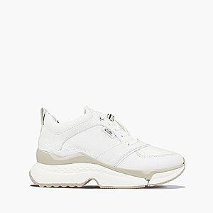 Buty damskie sneakersy Karl Lagerfeld Mid Lace Leather KL61610 011 obraz