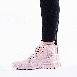 Buty damskie sneakersy Palladium Pampa Mono Chrome 73089-638-M obraz