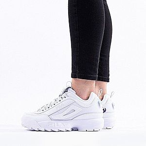 Buty damskie sneakersy Fila Disruptor Patches Wmn 1010864 1FG obraz