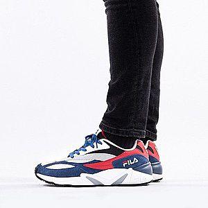 Granatowe sneakersy męskie obraz