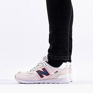 Buty męskie sneakersy New Balance ML574SOM obraz